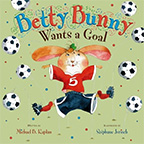 Berry Bunny Wants a Goal