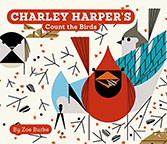 Charlie Harper Count the Birds